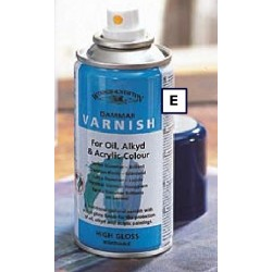 BARNIZ DAMAR SPRAY (400 ml) W&N