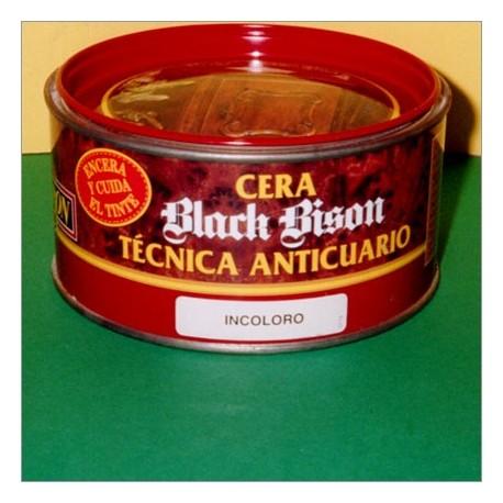 CERA ANTICUARIO BLACK BISON