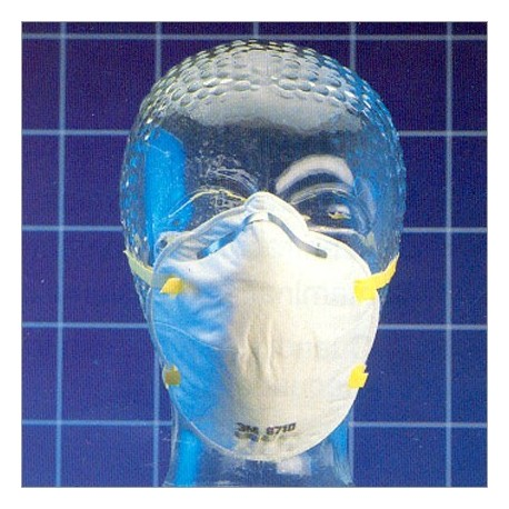 MASCARILLA ANTI-POLVO 3M 8710E