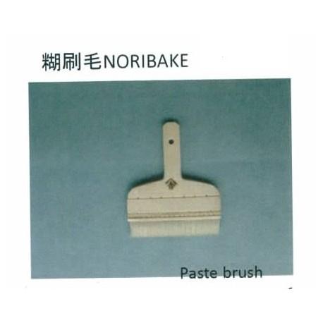 NORIBAKE. Paste brush. Pelo de cabra blanco