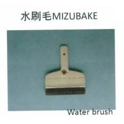MIZUBAKE. Water brush. Pelo de ciervo de invierno y verano 150 mm