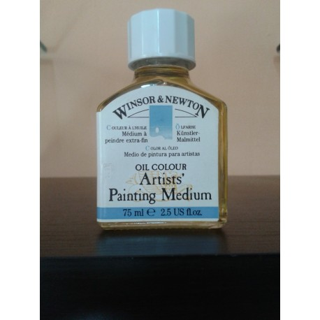 BARNIZ MEDIO DE PINTURA (W&N) 75ml