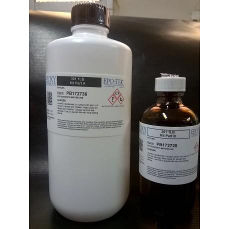 EPO-TEK 301 (1lb A+B) 456Gr