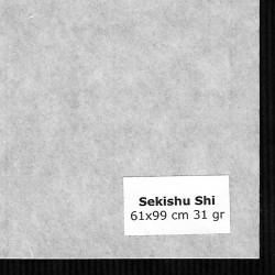 PAPELES JAPONESES SEKISHU-SHI 61X99 CM 31 GR