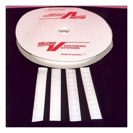 VELCRO PARA MONTAJE AUTOADHESIVO 20 mm (METRO)